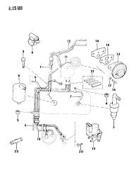 similiar 1988 wrangler parts keywords emission controls 2 5l efi engine wrangler yj for 1988 jeep wrangler