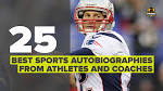 best sports biographies books