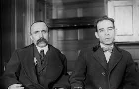 the killing of sacco and vanzetti