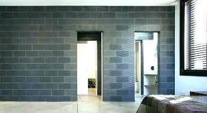 interior concrete wall decorating