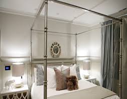 Bedroom White Bamboo Canopy Bed pictures, decorations, inspiration ...