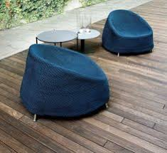 afra is an armchair for outdoor by francesco rota for paola lenti afra is an