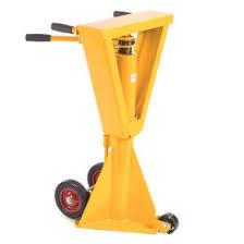 Heavy Duty Trailer Stabilizing Jack Stand 100,000 Lb. Static Capacity Dock \u0026 Truck Equipment   Stabilizers Jacks