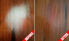 remove burn marks
