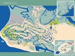 map of seabrook island  seabrook island sc  beachwalker rentals