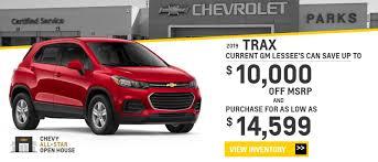 Parks Chevrolet Kernersville | Chevy Dealer in Kernersville, NC