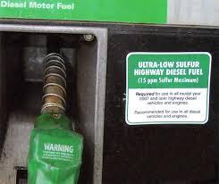 low sulfur deisel low sulfur diesel is coming green transportation mother earth news