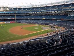 Yankee Stadium Seating Chart Football Games Yankee Stadium Main Level 227 B Seat Views Seatgeek
