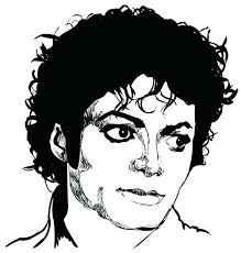 Michael Jackson Bad Coloring Pages Duelprotocolinfo