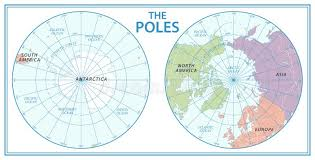 North South Pole Map Stock Illustrations – 2,162 North South Pole Map Stock  Illustrations, Vectors & Clipart - Dreamstime