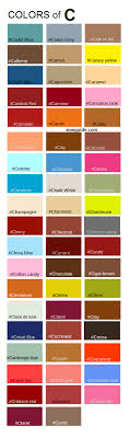 Color Names In Fashion Design An Easy Reference Guide For