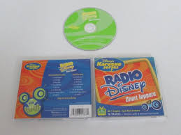 Disneys Karaoke Series Radio Disney Chart Toppers Walt Disney 5008 61186 7 Cd