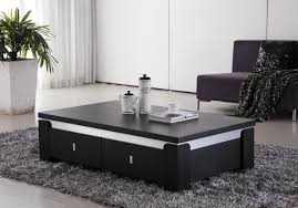 black coffee table with storage tables in the model of image gold large square farmhouse lift top espresso white round end walnut small glass