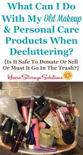 makeup cosmetics toiletries clutter