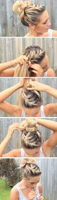 20 Simple And Easy Hairstyle Tutorials