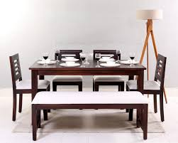 Wooden Dining Room Table Designs Give A Simple And Royal Look To Your Dining Space With The
