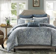com harbor house belcourt duvet cover set full queen multi color home kitchen