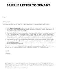 Best Renewal Notice Template Of Month To Tenancy Sample