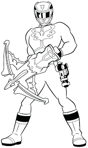 Power Rangers Coloring Page Power Rangers Coloring Pages Power