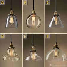lighting for restaurant. vintage chandelier diy led glass pendant light edison lamp fixture bulb archaize cafe restaurant bar lighting for