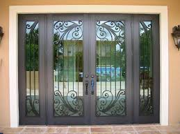 impact glass doors miami
