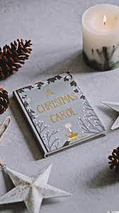 A Christmas Carol story book with ...