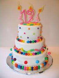 cool cakes for girls 12. Interesting Girls Another Candy Cake Made For A Twelve Year Old Girl For Cool Cakes Girls 12 S