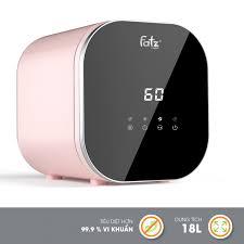 Máy tiệt trùng sấy khô UV Fatzbaby - QUEEN 1 - FB4716CYL- Màu hồng