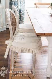 dining chair slipcover tutorial miss mustard seed dining room