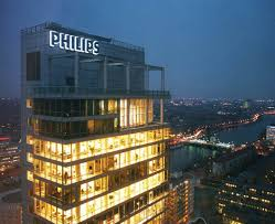 philips to give lighting business independence
