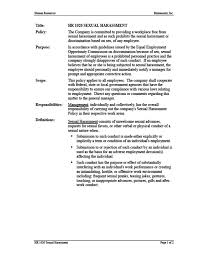 business policy example how to write a business policy