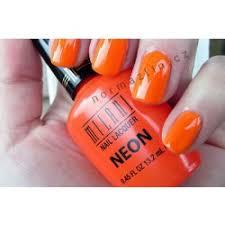 Milani Usa Lak Na Nehty Neon 502 Awesome Orange Neon Oranžová 132 Ml