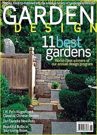 Small Picture Garden Design Magazine Subscription US