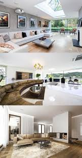 Big Living Rooms Interesting Decorating
