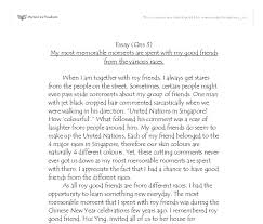 memorable moment essay madrat co memorable moment essay