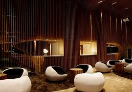 wood paneling living room decorating