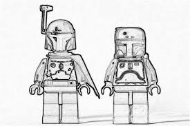 Small Picture Free Coloring Pages Of Lego Star Wars 11342 Bestofcoloringcom