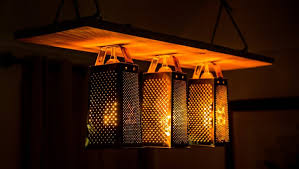 Lighting diy Dining Room Diy Cheese Grater Lights Hallmark Channel How To Home Family Diy Cheese Grater Lights Hallmark Channel