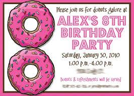 8th Birthday Party Invitations 8th Birthday Party Invitations Under Fontanacountryinn Com