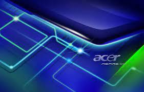 Wallpaper laptop, brand, Acer, aspire ...