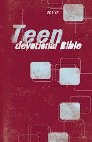 Teen bible study devotional