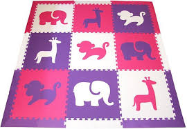 Interlocking Floor Mats Kids Foam Mats for Floor SoftTiles
