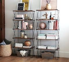 pottery barn wall unit pottery barns new small spaces collection just made decorating your small home