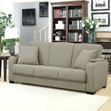 handy living convert a couch handy living storage arm convert a couch barley oat linen futon