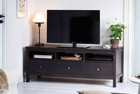 hemnes meuble tl brunnoir tv console ikea e3 ikea