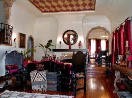 Terracotta Living Room Living Room Large Patterned Sofas In Spanish Country Living Room