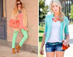 mint green trend how to wear fashionisers