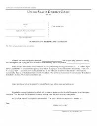 Family Law Attorney Invoiceemplate Florida Form Summons Example