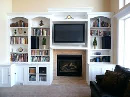 built in shelving ideas built in shelving ideas fireplace surround bookshelves how much does it cost