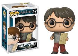 Image result for harry potter and ron pop figures